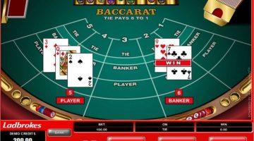 Baccarat Bonus