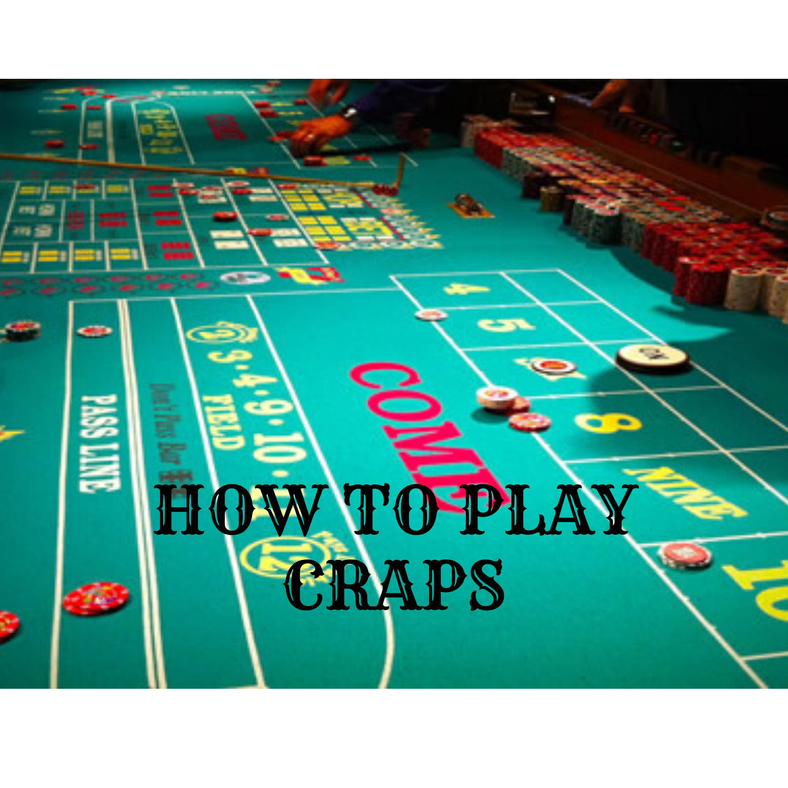 Play Craps For Fun Online
